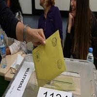 تصویر حزب عدالت و توسعه در انتخابات پیروز شد