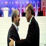 تصویر ترکیه و قطر نمایندگان مورد اعتماد مقاومت فلسطین