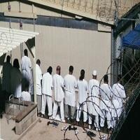 تصویر بریتانیا در پی منع اقامه نماز جمعه در زندانها