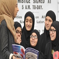تصویر مدارس اسلامی انگلیس؛ در صدر فهرست برترینها
