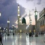 تصویر مسجد النبی(ص) تا ظرفیت ۱۸۰۰۰۰۰ نمازگزار توسعه می یابد