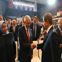 """تصویر رهبری حزب عدالت و توسعه ترکیه به """"یلدریم"""" سپرده شد"""