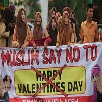 Photo of ولنتاین در اندونزی ممنوع شد