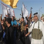 تصویر اهل سنت عراق بیانیه الازهر را محکوم کرد