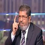 تصویر مرسی: جوانان مصری انقلاب را تکمیل کنند