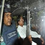 قمرالزمان در بنگلادش به دار اویخته شد