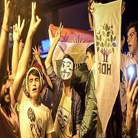 تصویر وعده های انتخاباتی حزب چپگرای(HDP) به مردم کرد ترکیه