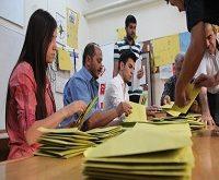 نتایج رسمی و نهایی شمارش آرای انتخابات پارلمانی ترکیه
