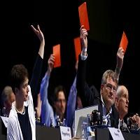 تصویر مانیفست ضداسلامی حزب دست راستی آلمان تصویب شد