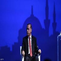 تصویر اردوغان آشتی با مصر را بعید دانست