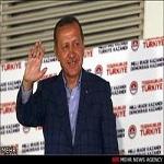 تصویر اردوغان: ترکیه آماده میزبانی از اخوان المسلمین است