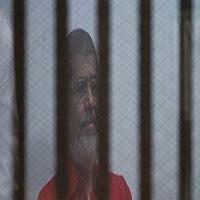 """تصویر صدور حکم حبس ابد برای """"محمد مرسی"""""""