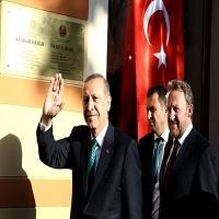 تصویر اردوغان: از دید من مرسی رییسجمهور مصر است