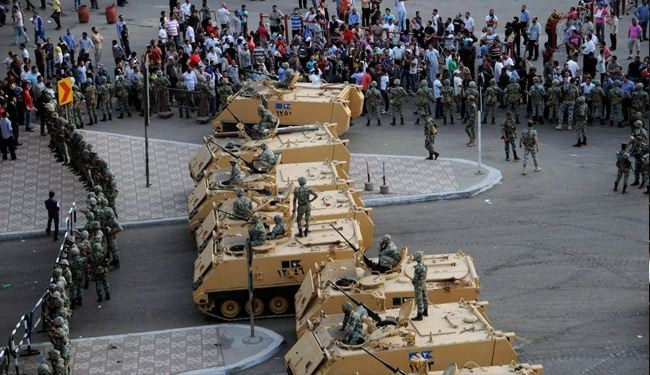 Photo of تحریم انتخابات ریاست جمهوری مصر از سوی حزب مصر قدرتمند