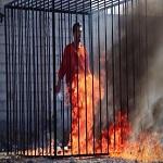 تصویر واکنش های بین المللی به سوزانده شدن خلبان اردنی توسط داعش