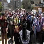 تصویر مصر ائتلاف حمایت از مشروعیت مرسی را یک گروه ممنوع معرفی کرد