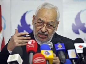 تصویر راشد الغنوشی:مشکل در مصر با اعدام های دسته جمعی حل نمی شود