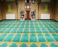 میزبانی رمضانی مسجد منچستر از غیرمسلمانان