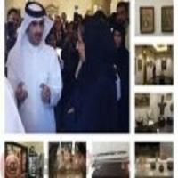 Photo of عرضه نسخههای خطی قرآن در بزرگترین سالن مزایده خاورمیانه