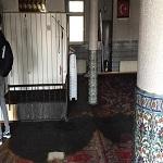 تصویر یک مسجد دیگر در آلمان به آتش کشیده شد