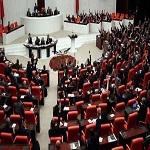 تصویر سخنرانی نمایندگان کرد در مجلس ترکیه به زبان کردی