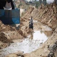 تصویر مصر ۱۲ تونل امدادرسانی به مردم غزه را تخریب کرد