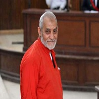 Photo of صدور سومین حکم حبس ابد محمد بدیع از سوی دادگاه مصری