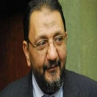 تصویر کشته شدن دو عضو ارشد گروه اخوان المسلمین در مصر