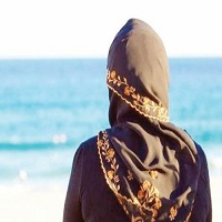 تصویر منع حضور بانوان محجبه در تفرجگاههای مصر