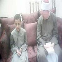 Photo of کودک ۱۰ ساله مصری سه ماهه حافظ کل قرآن شد