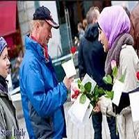 تصویر راهاندازی پویش «معرفی اسلام حقیقی» در فرانسه