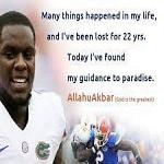 Photo of ستاره فوتبال آمریکایی مسلمان شد