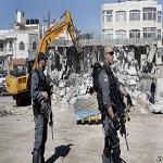 تصویر اتحادیه اروپا ویرانگریهای ارتش صهیونیستی را محکوم کرد
