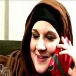 تصویر تشرف خواننده آمریکایی به اسلام جنجالآفرین شد
