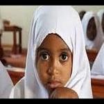 تصویر استفاده از حجاب در مدارس نیجریه ممنوع شد