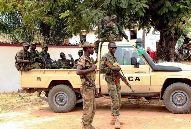 تصویر تشکیل سازمان مقاومت مسلمانان آفریقای مرکزی