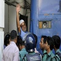 تصویر رهبر بزرگ ترین حزب اسلامی بنگلادش اعدام شد