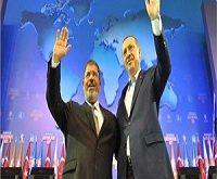 اردوغان: مرسی رییس جمهور قانونی مصر است