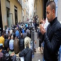 تصویر شهردار فرانسوی: اسلام را ممنوع کنید، مسلمانان را اخراج!
