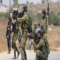 تصویر اوج گیری تنش در مرز غزه و اسرائیل
