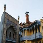 تصویر دولت گرجستان مساجد مسلمانان را پس داد