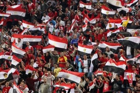 تصویر خستگی ناپذیری دانشجویان مصری