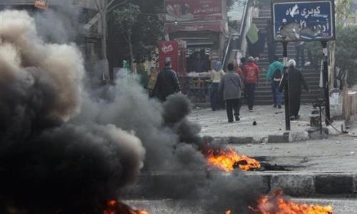 تصویر سالروز خونین انقلاب مصر