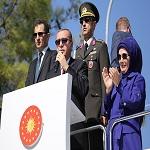 تصویر رئیس جمهور ترکیه: در مورد سوریه سه درخواست مهم داریم