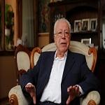 تصویر ماهر کایناک ؛ سیاستمدار معروف کردتبار ترکیه درگذشت
