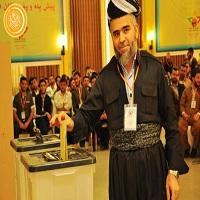 تصویر انتخاب دوباره علی باپیر به عنوان رهبر جماعت اسلامی کردستان