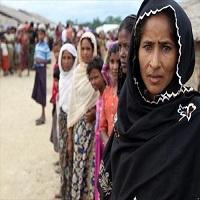 Photo of کوچ اجباری مسلمانان روهینگیایی در پی قتل عام ارتش میانمار