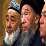 تصویر شهری در چین ورود مسافران با نمادهای اسلامی را به اتوبوسها ممنوع کرد