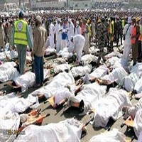 Photo of تعداد کشتههای فاجعه منا به ۱۲۰۰ رسید/ افزایش کشتههای ایرانی ۱۲۲ نفر