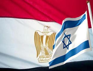 تصویر خوش خدمتی سیسی به اسرائیل وتشکر از او